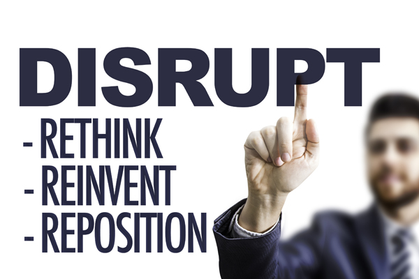 To Sell Disruptive Technology, You Need a Disruptive Marketing and Sales Process